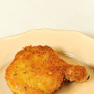 Breaded Pork Chops with Thyme