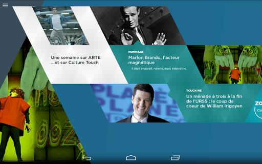 玩免費新聞APP|下載Culture Touch, ARTE weekly app不用錢|硬是要APP