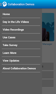 Cisco Collaboration Demos - screenshot thumbnail