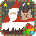 Xmas Gift LINE Launcher theme icon