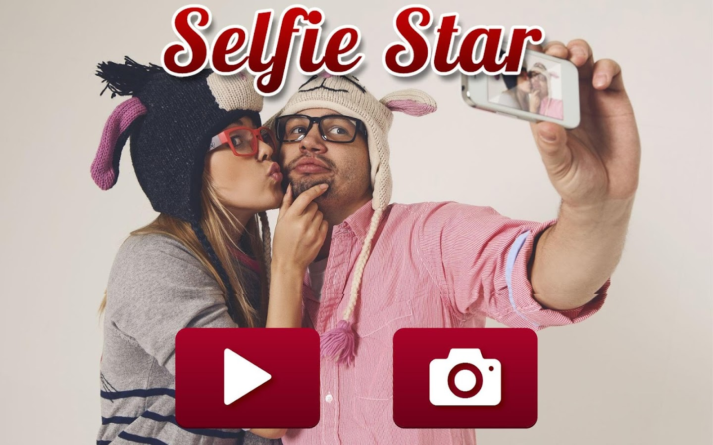 Selfie Star- screenshot