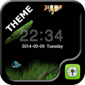 GO Locker Aquarium Theme icon