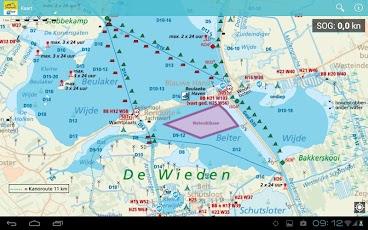 ANWB Waterkaart