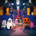 Sakiroo's Halloween Bus Atom icon
