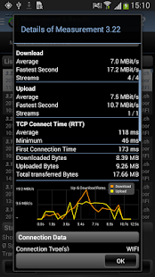 cnlab SpeedTest - screenshot thumbnail