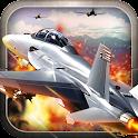 天空试点3D攻击战斗机 icon