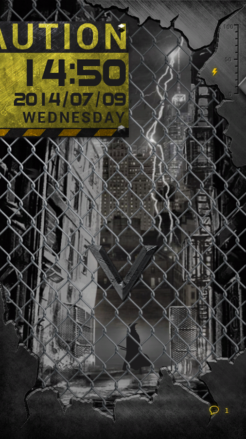 Darkness Knight Live Locker - screenshot