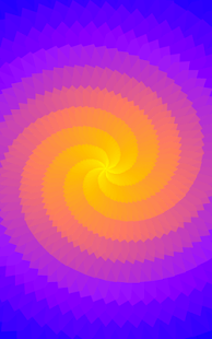 Hypnotic Mandala -Hypnosis LWP - screenshot thumbnail
