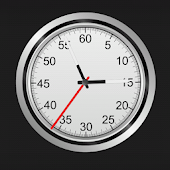 T Clock Live Wallpaper