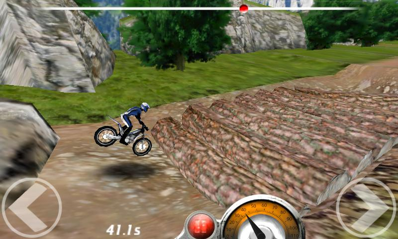 Trial Xtreme- screenshot