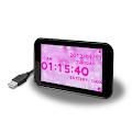 Cute clock battery APK for Ubuntu