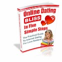 Online Dating Bliss in 5 Steps logo