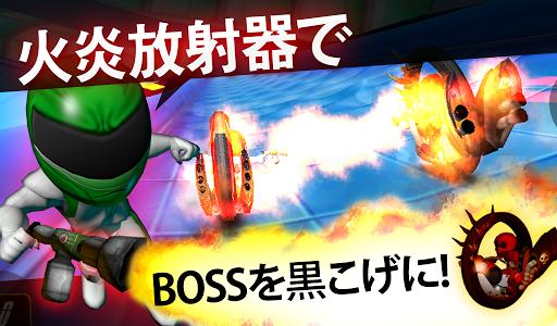 GyroBoy 3D 日本語