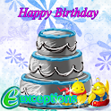 Birthday Cake Bash Dressup icon