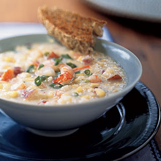 Shrimp-and-Corn Chowder