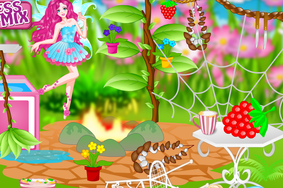 fairy games - screenshot