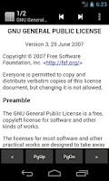 Screenshot of Unnet Browser