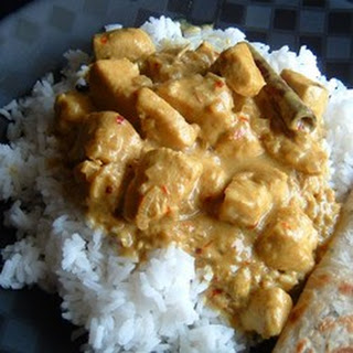 Spicy Indian Chicken Curry Yummy