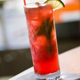 Red Berry Vodka Drinks Recipes.