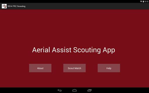 FRC Scouting Tool