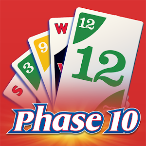 phase 10 with regular playing cards