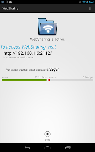 【免費通訊App】WebSharingLite (File Manager)-APP點子