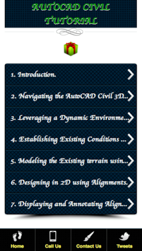Learn Autocad civil