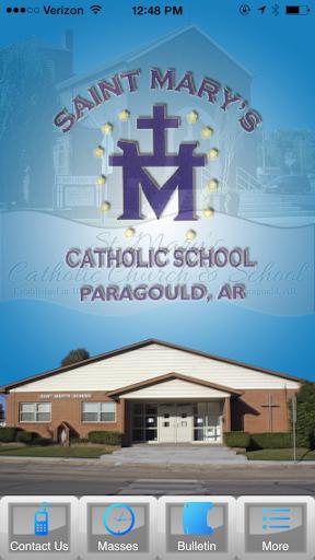 St Mary's-Paragould AR