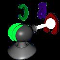 Alphabet Starfighter Free logo