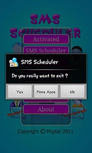 SMS Scheduler - screenshot thumbnail