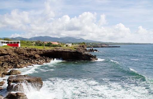 fort- jeudy-grenada - Fort Jeudy on Grenada.