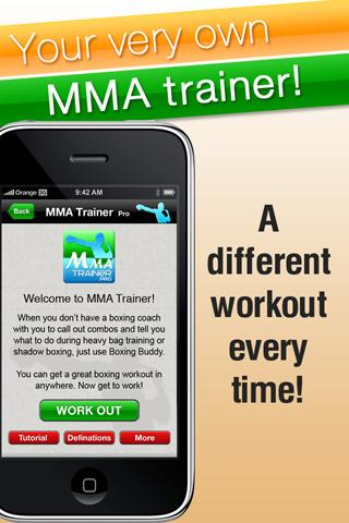 MMA Trainer Lite