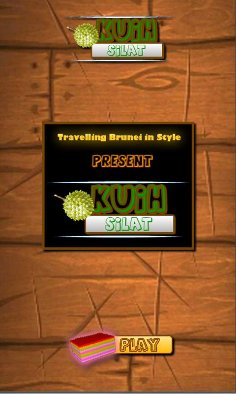 Kuih Silat - screenshot