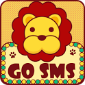 CuteLion Theme GO SMS icon