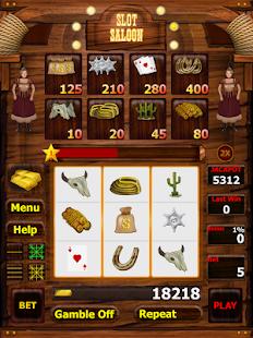 Slot Saloon - Slot Machine