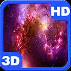 Colorful Nebula Space Flight icon