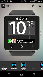 Notify for SmartWatch- screenshot thumbnail