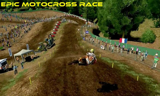 Epic Motocross Race