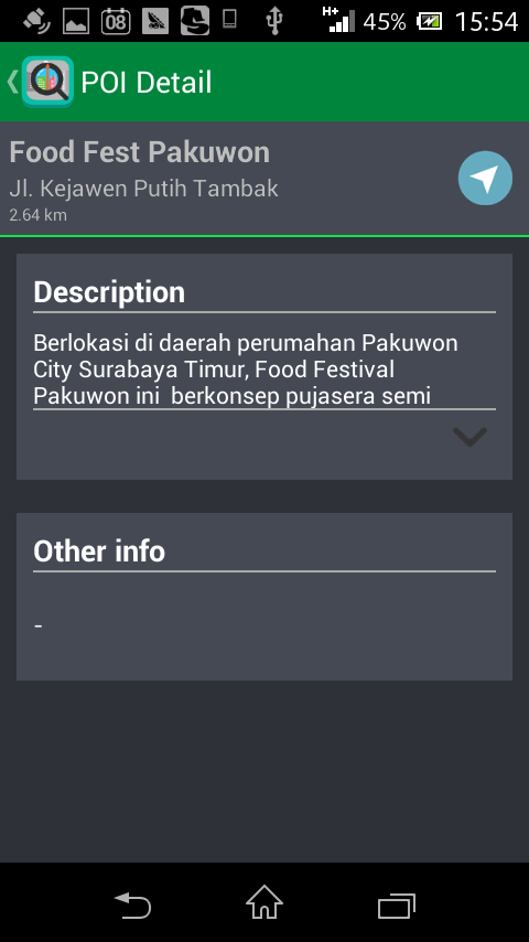 Indonesian City Explorer - screenshot