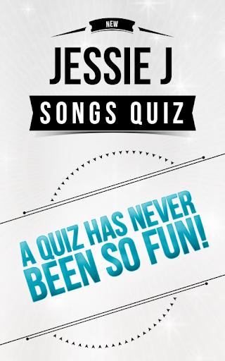 Jessie J - Songs Quiz
