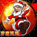 Father Christmas Run icon