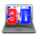 3D Laptop Reviews logo