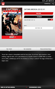 Marvel Unlimited Screenshot 21
