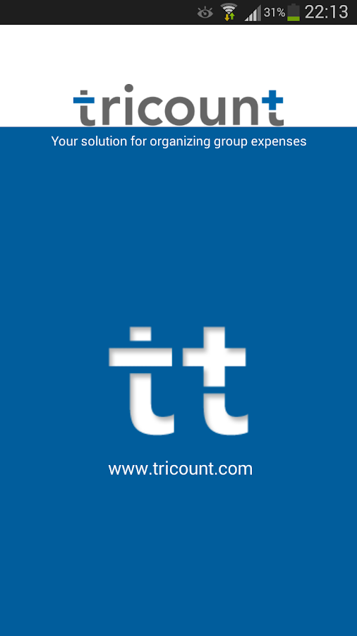 Tricount - Split group bills- screenshot