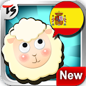 TS Spanish conversation Game icon