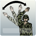 Army Arm-and-Hand Signals logo