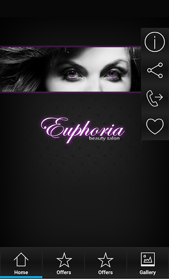 euphoria beauty salon android apps on google play