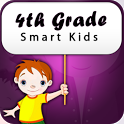 "4th Grade for 7"" Tablets icon"