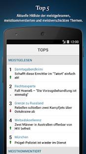 DIE WELT- Aktuelle Nachrichten - screenshot thumbnail