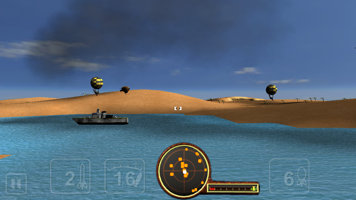 Balloon Gunner 3D - screenshot